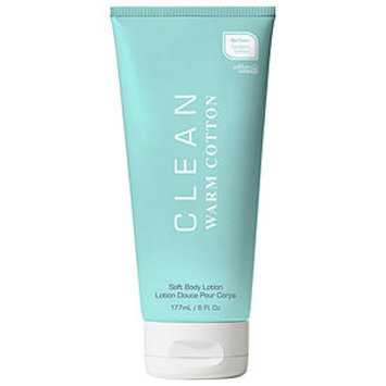 CLEAN Warm Cotton Soft Body Lotion