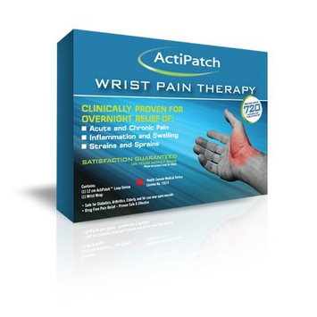 Actipatch Wrist Pain Therapy Bioelectronics acti-patch pain patch recovery