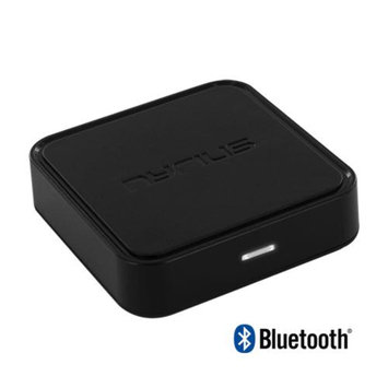 Nyrius Wireless Bluetooth Music Receiver Adapter for Streaming Smartphones & Tablets to Speaker Systems (3.5mm input)