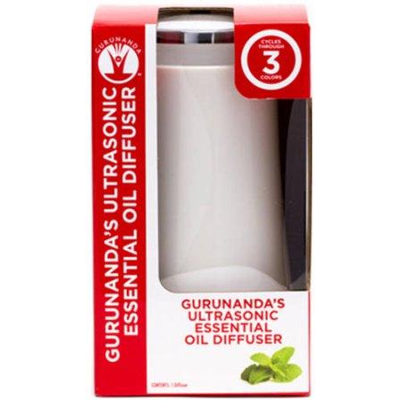 Gurunanda Ultrasonic Essential Oil Diffuser