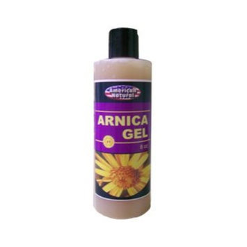 American Natural Arnica Gel 8 fl oz Soothing Muscle Aches Pain Relief