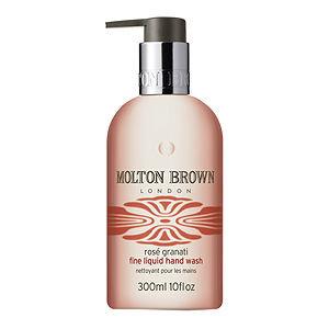 Molton Brown Rose granati fine liquid hand wash