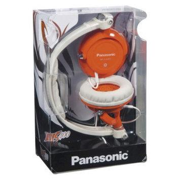 Panasonic DJ StreetStyle Over-the-Ear Headphone - Orange (RP-DJS400-D)