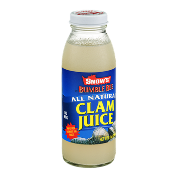 Snow's by Bumble Bee Clam Juice