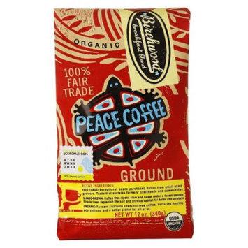 Headwaters, Inc. Peace Coffee Organic Birchwood Breakfast Blend Medium Roast Ground