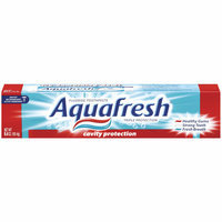 Aquafresh Cavity Protection Toothpaste