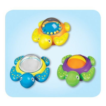 Munchkin Baby Sea Turtles Bath Toy, 3 Pack (Discontinued by Manufacturer)