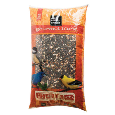 All Living ThingsA Gourmet Blend Wild Bird Food