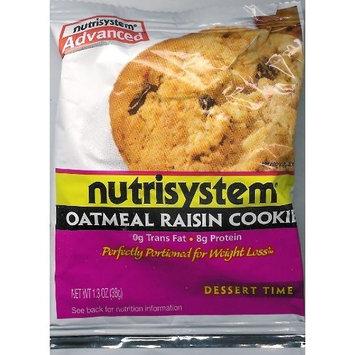 NutriSystem Advanced Oatmeal Raisin Cookie