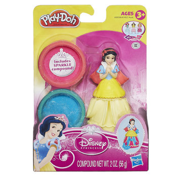 Hasbro Play-Doh Mix 'n Match Figure Featuring Disney Princess Snow White