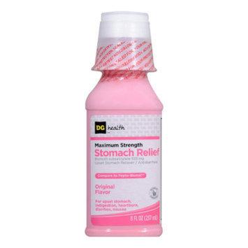 DG Health Stomach Relief - Original, 8 oz