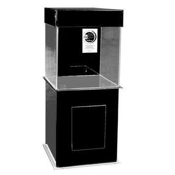 Advance Aqua Tanks Acrylic Cube Aquarium Stand, 18L x 18W x 30H inches