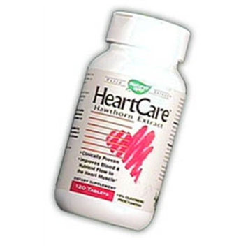 NATURE'S WAY, Heart Care - 60 tabs