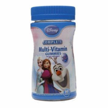 Disney Frozen Complete Children's Multi-Vitamin Gummies, 60 ea