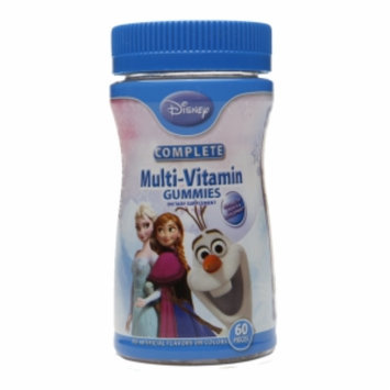 Disney Frozen Complete Children's Multi-Vitamin Gummies, 60 ea