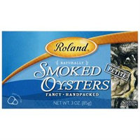 KeHe Distributors 234406 ROLAND OYSTER SMKD PETITE - Pack of 10 - 3 OZ