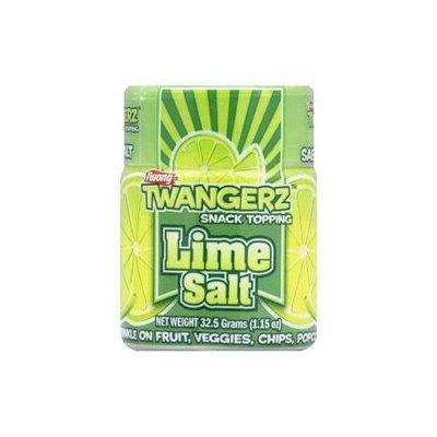 Twang Salt Shaker Flavored Lime 1.15 Oz Pack Of 320