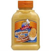 Woeber Honey Mustard Dip 10 Oz Pack Of 6
