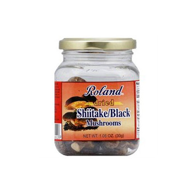 Kehe Distributors ROLAND 602875 ROLAND MUSHROOM DRIED SHITAKE - Pack of 6 - 1.06 OZ