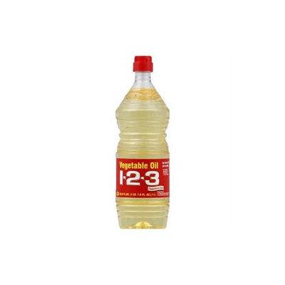 Target 123 VEGETABLE OIL 33.81OZ