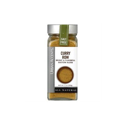 Urban Accents Curry Row 2 Oz Pack Of 4