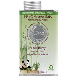 One Panda Berry Hair & Body Wash - 12 oz.