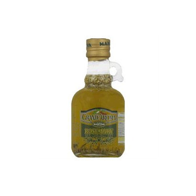 Kehe Distributors GRAND AROMA 90668 GRAND AROMA OIL OLIVE XVRGN ROSEMARY - Pack of 6 - 8.5 FO