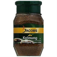 Jacobs Coffee Instantant Kroenung 3.5 Oz Pack Of 6