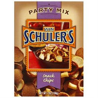 Win Schuler Chip Snack Party Mix 7 Oz Pack Of 12