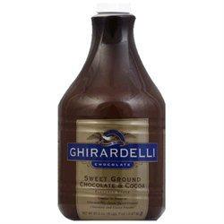 Ghirardelli Sweet Ground Chocolate Syrup