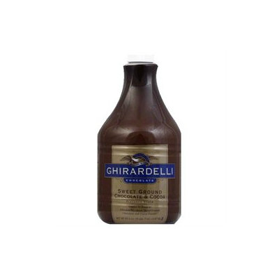 Ghirardelli Sweet Ground Chocolate Syrup