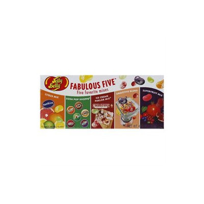 Jelly Belly Fabulous Five Box