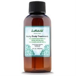 Just Natural Products Itchy Scalp Treatment