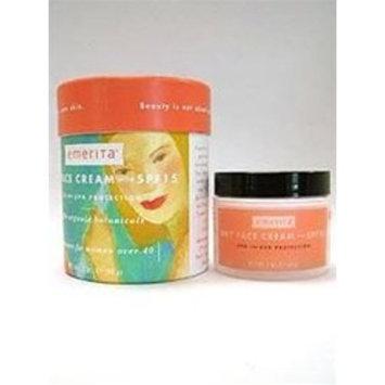 Emerita Day Face Cream with SPF 15, 2-Ounce Jar