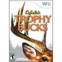 Activision, Inc. Cabela's Trophy Bucks Wii Game Activision