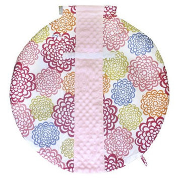 Itzy Ritzy Wrap & Roll Infant Carrier Arm Pad & Tummy Time Mat -