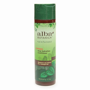 Alba Botanica Rainforest Cupuacu Deep Hydration Conditioner