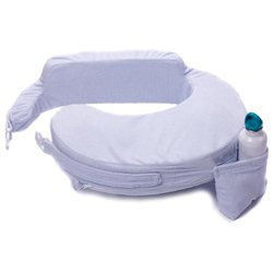 My Brest Friend Deluxe Wearable Nursing Pillow - Blue
