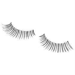 Salon Perfect Perfectly Glamorous Strip Eyelashes, 33 Black, 1 pr