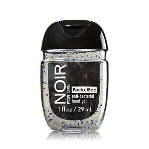 Bath & Body Works PocketBac Hand Sanitizer Gel Noir For Men