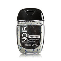 Bath & Body Works PocketBac Signature Collection NOIR For Men Hand Anti-Bacterial Hand Gel