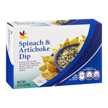 Ahold Spinach & Artichoke Dip