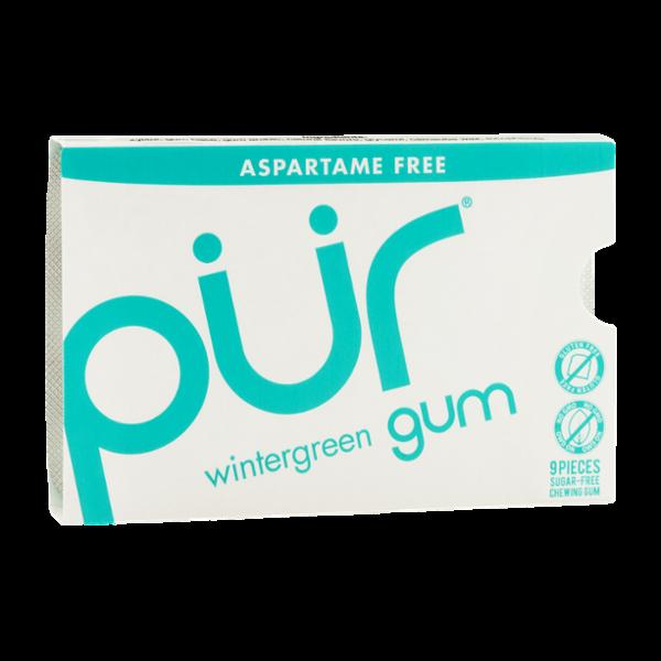 Pur Wintergreen Gum