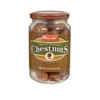 Minerve Whole Roasted French Chestnut 7.40 Ounces (Case of 12)