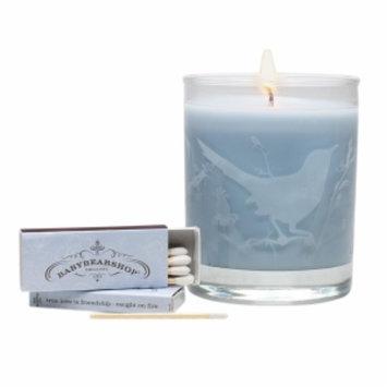 Babybearshop Lavender Vanilla Relaxation Candle, 1 ea