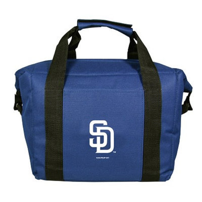 MLB Kooler Bag, 12 Pack San Diego Padres
