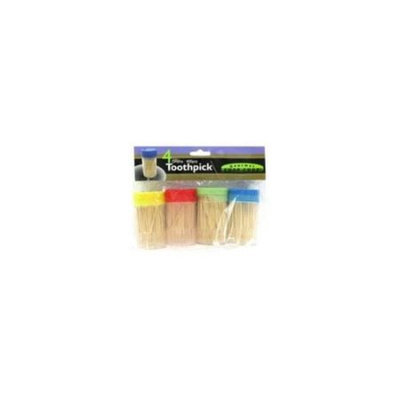 Dependable Storage Delivery 5144043 Toothpicks Case of 60