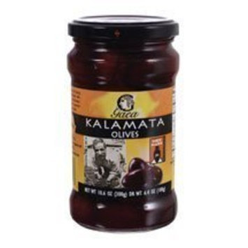 Gaea Olives Kalamata 6.7 oz. (Pack of 8)