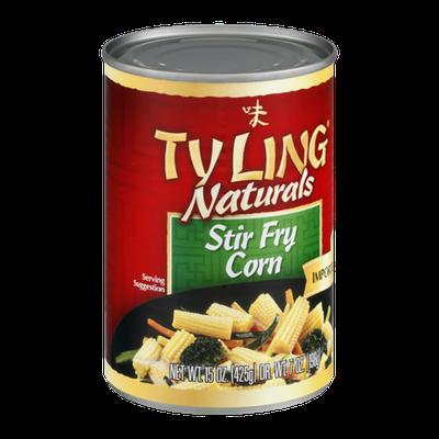 Ty Ling Naturals Stir Fry Corn