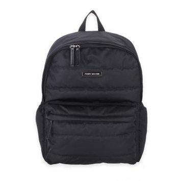 Perry Mackin Paris Diaper Backpack Black - Perry Mackin Diaper Bags